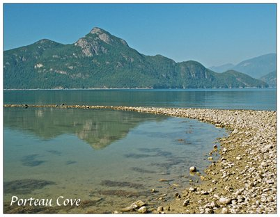 8. Lagoon at Porteau Cove