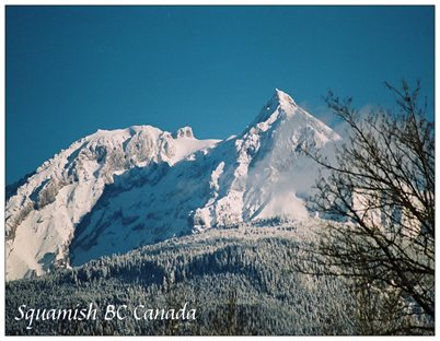 15. Mt. Garibaldi