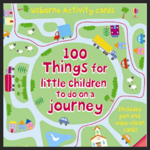 3. USBORNE ACTIVITY CARDS