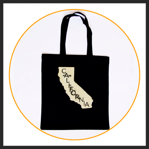 MADE IN CALIFORNIA BAG