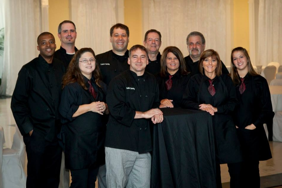 360 Catering Company Staff Photo