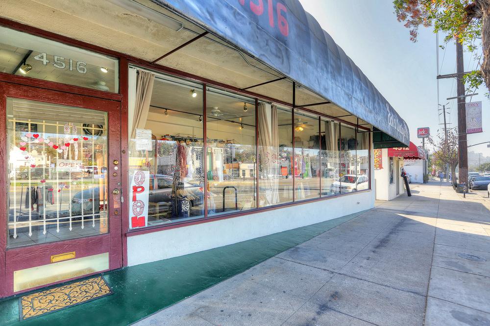 4516 Eagle Rock Storefront