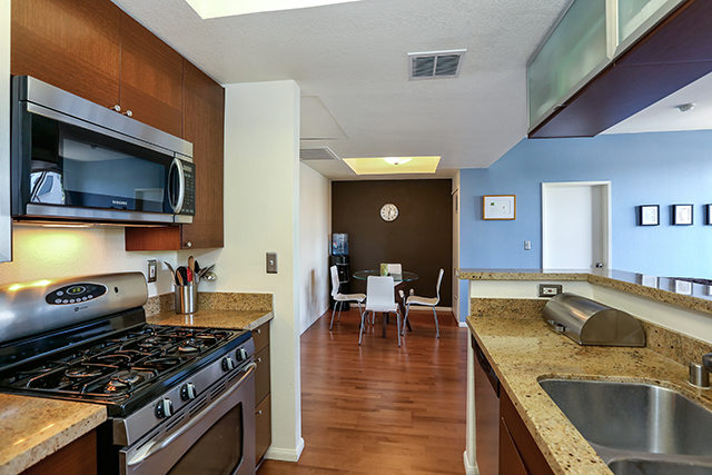 4567 Lexington Ave #103 - Kitchen