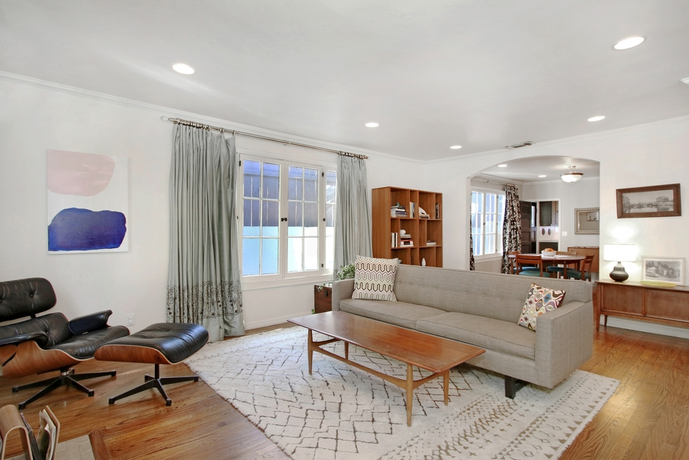 Silver Lake Living Room