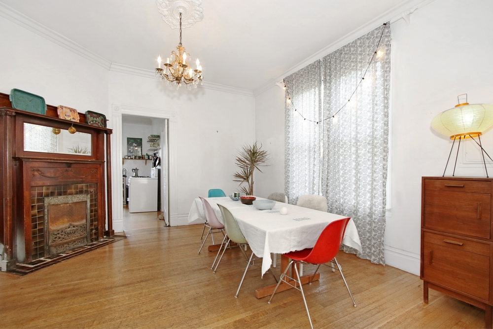 1461 Carroll Ave - Dining Room