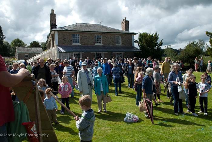 Huntington Fete, which has taken place takes place on the third Saturday in July since 1954