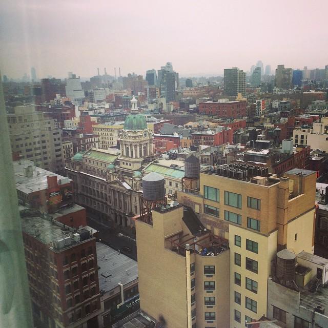Soho (at Mondrian Soho Hotel NY)