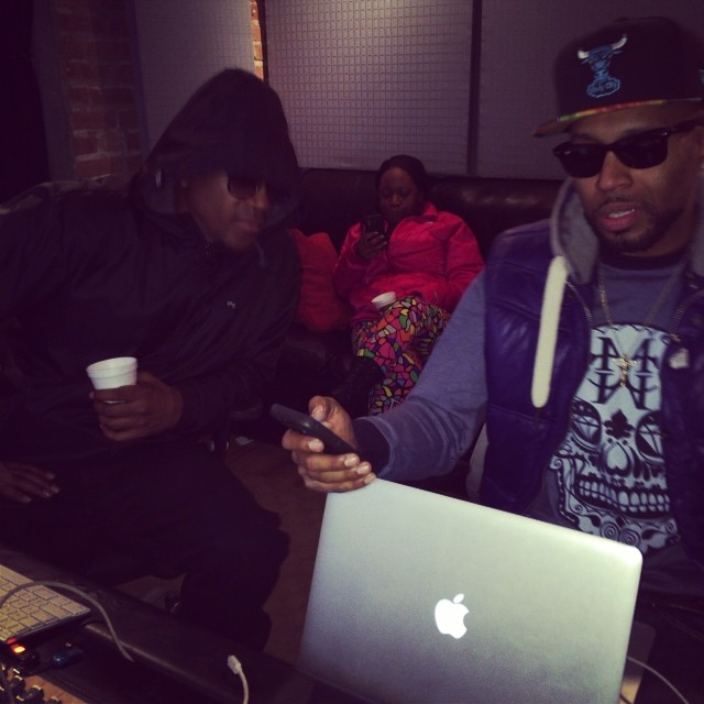Work with @drummaboyfresh & @miltickit