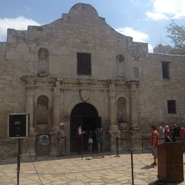 Remember (at The Alamo)