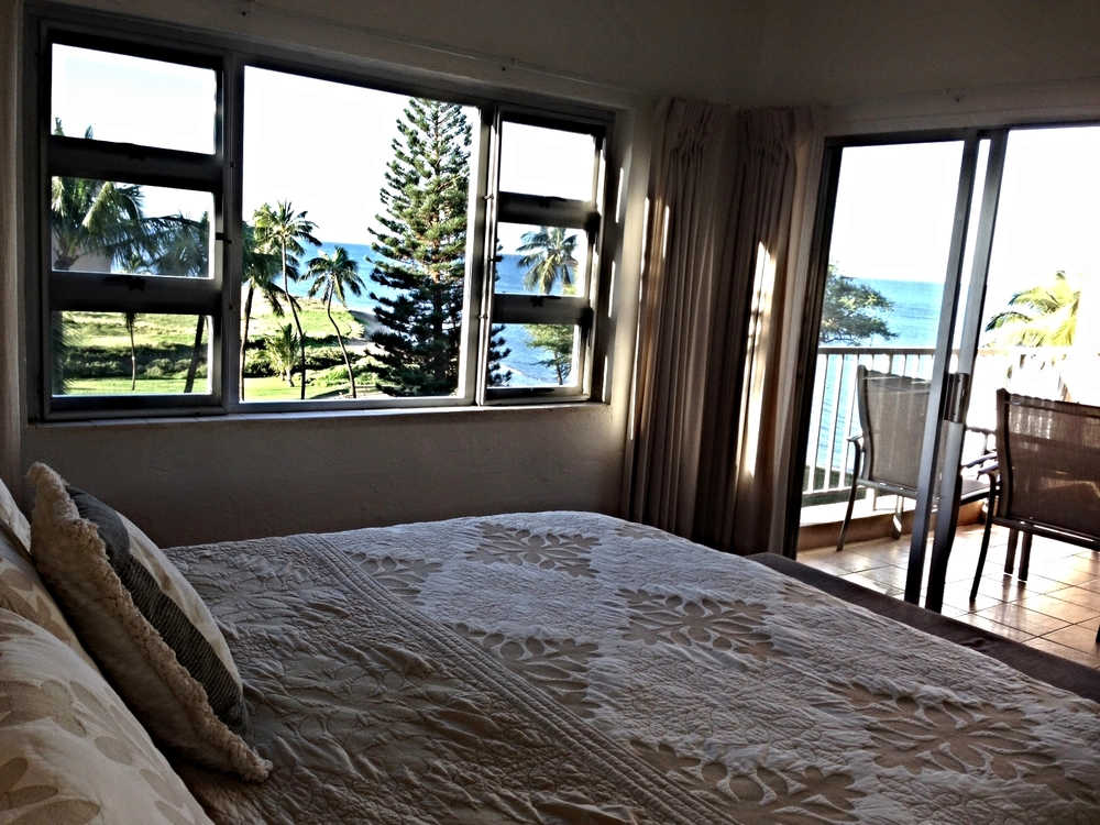 Direct Ocean View from Master Bedroom