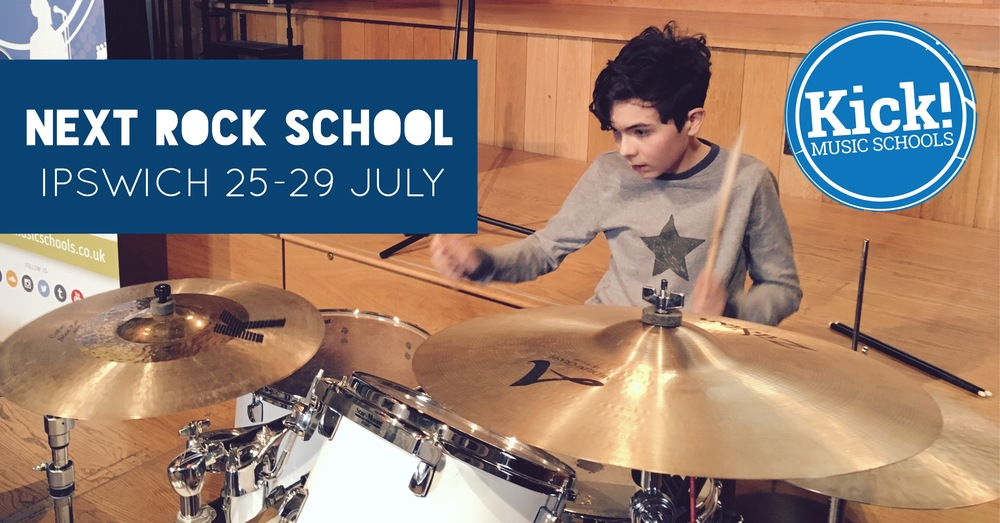 kick music schools - rock school
