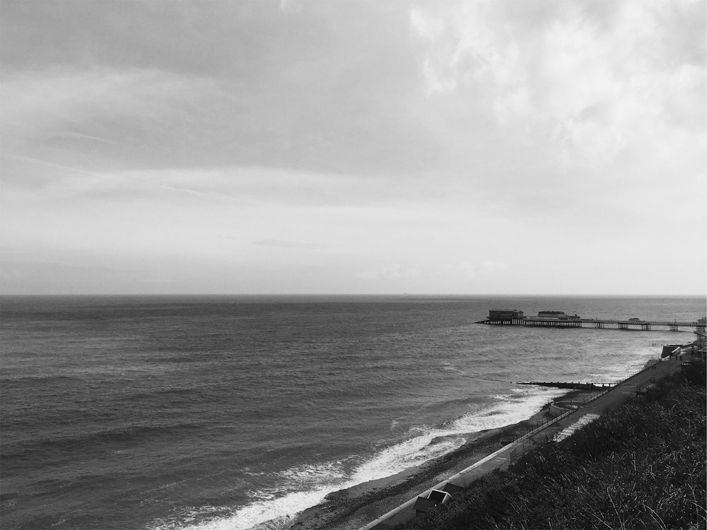 Cromer by Ross Farley