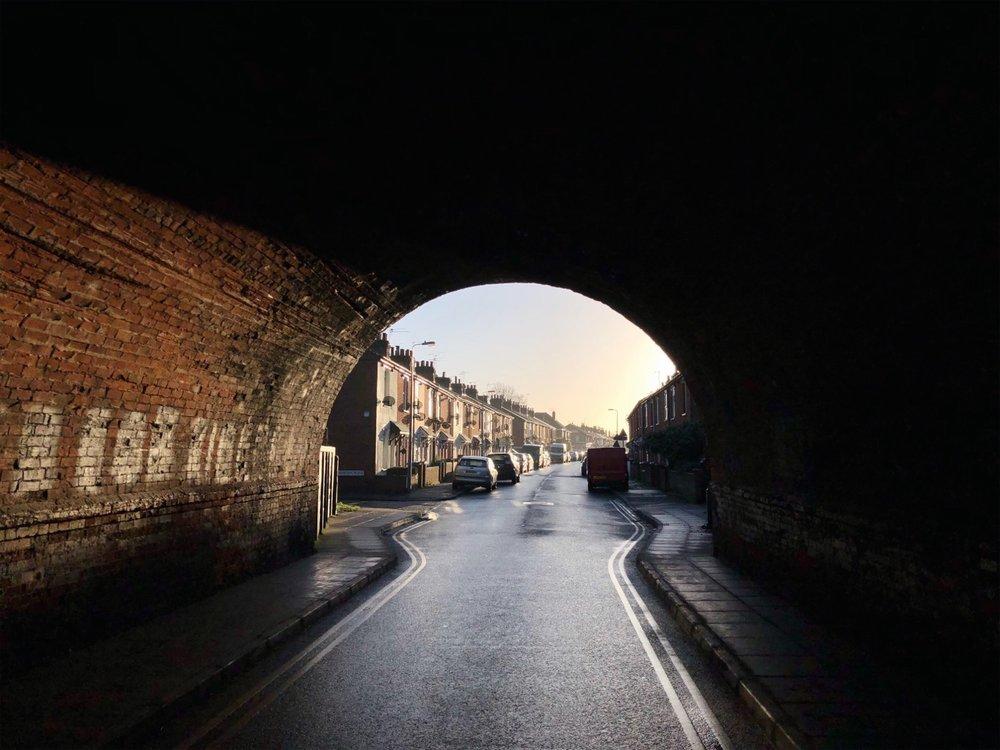 Bramford Lane, Ipswich by Ross Farley