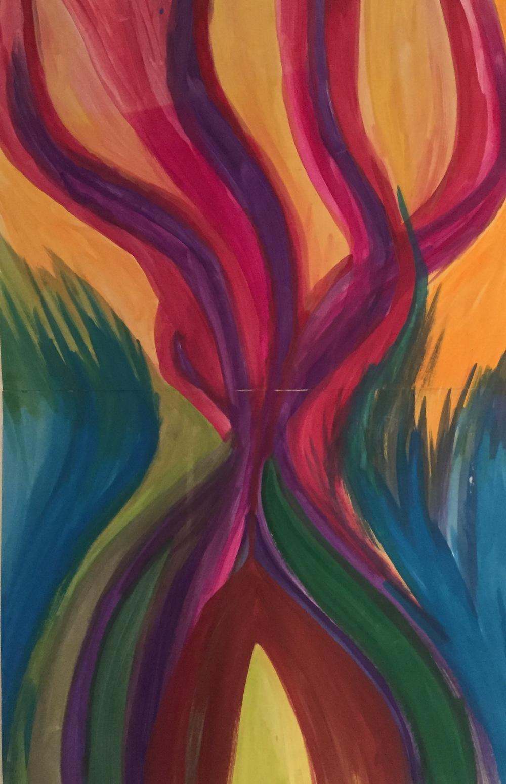 Inaugural Painting 2006