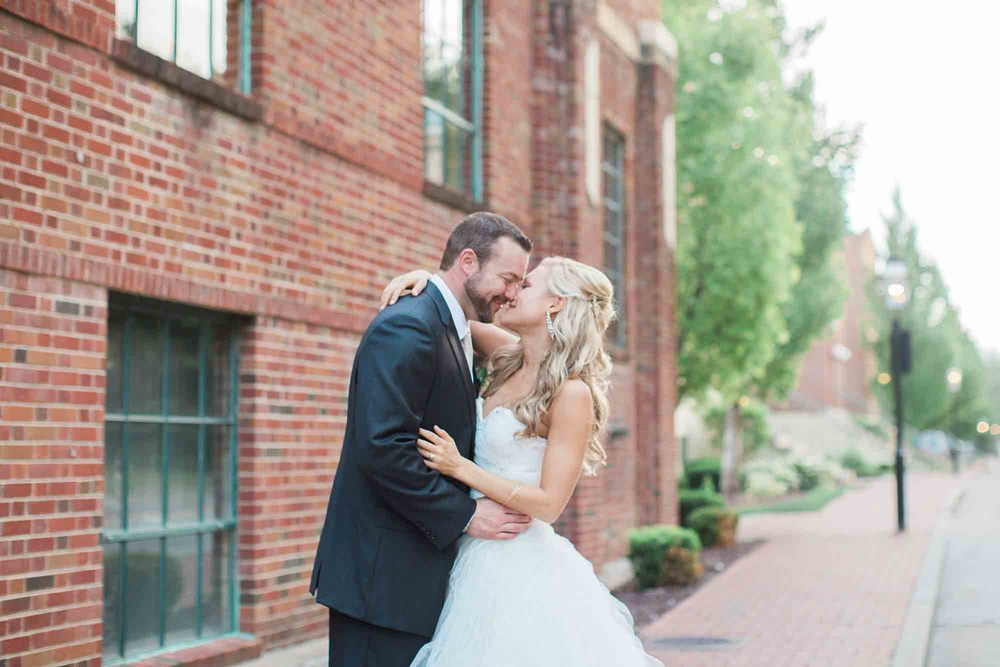Lauren And Jonathan S Old Stone Chapel St Charles Wedding St