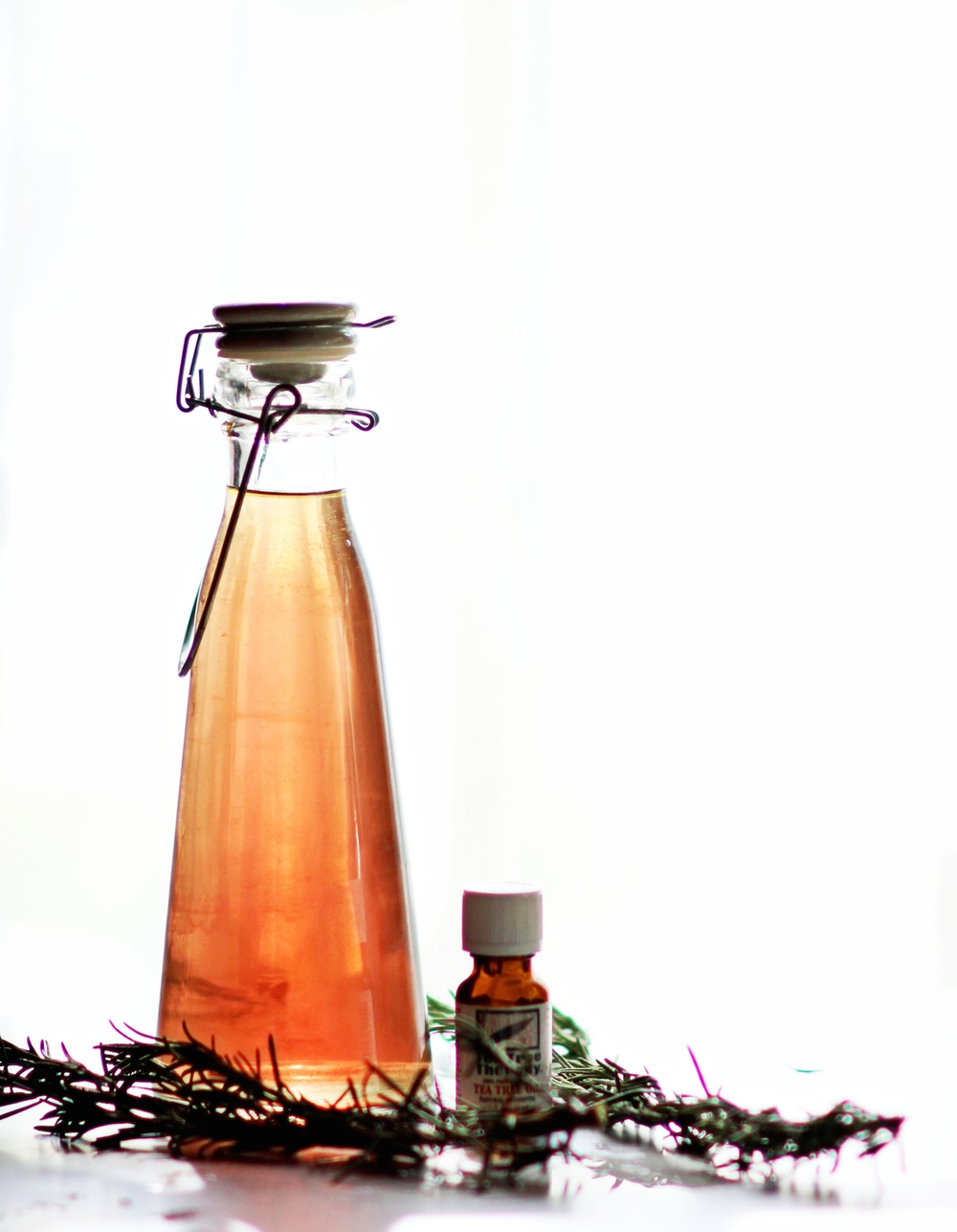 All-Natural Rosemary Tea Tree Mouthwash sweetdisasters.com