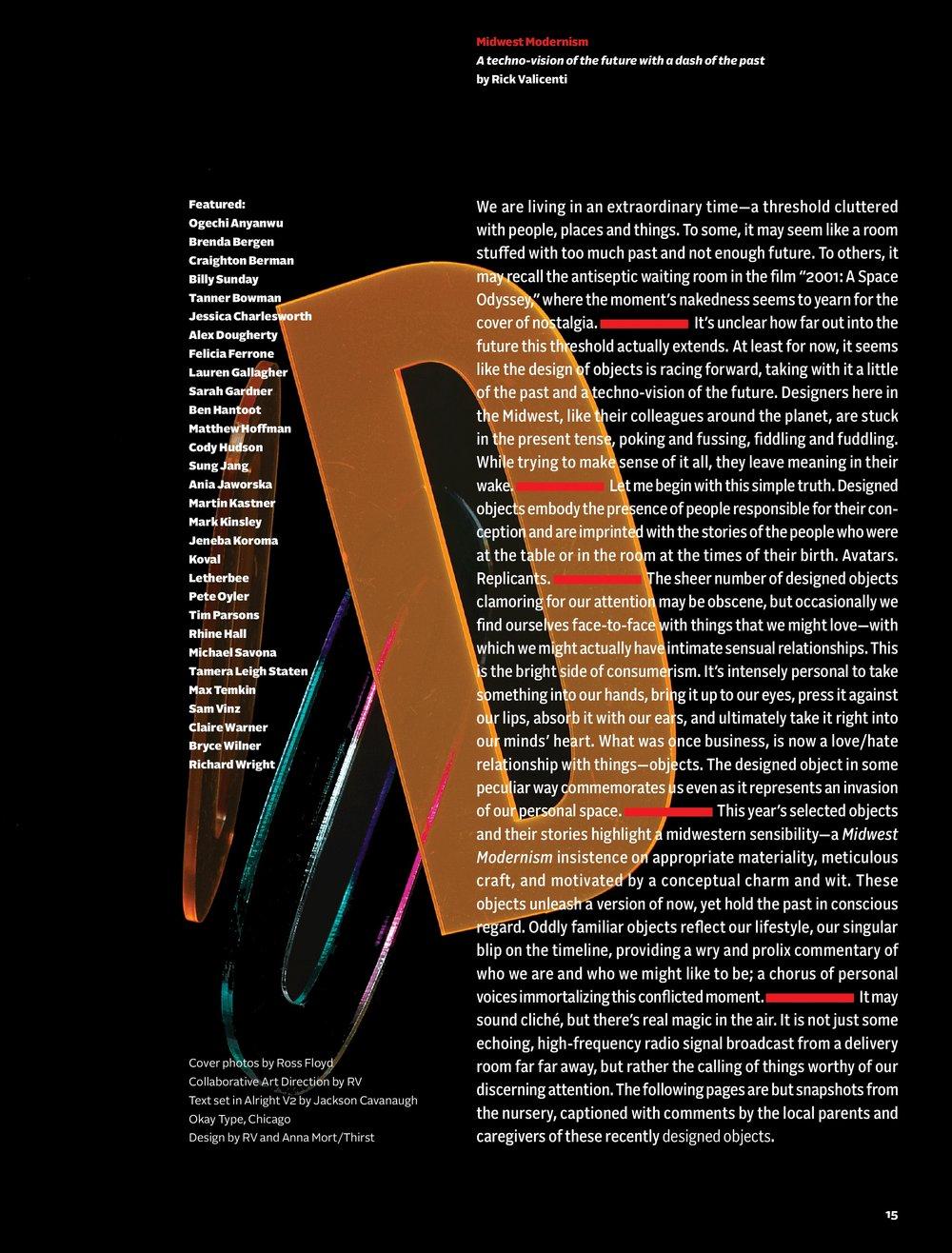 NEWCITY DESIGN / CHGO DSGN DO 2017: Midwest Modernism