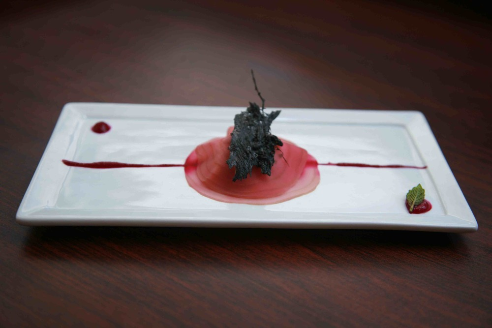 Razor Clam Ceviche, Beets.jpg