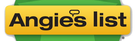 Angie's List member? Look us up!