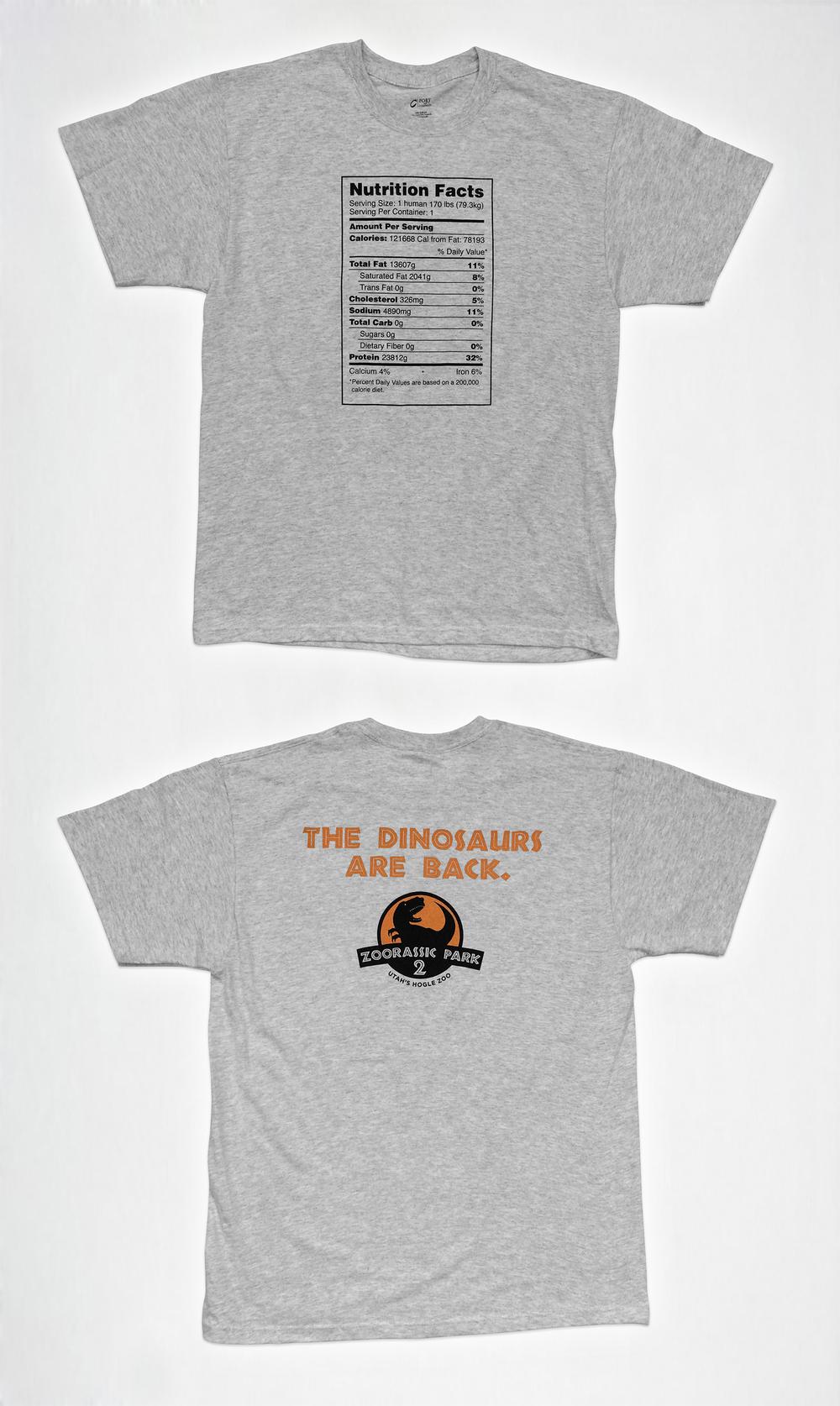 Zoorassic Park T-Shirt