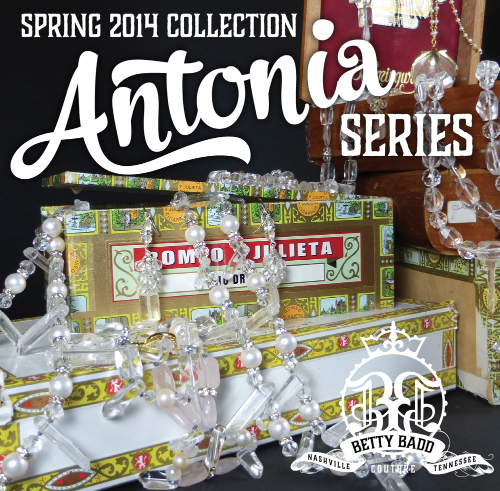Antonia Series of Betty Badd 2014 Spring Collection
