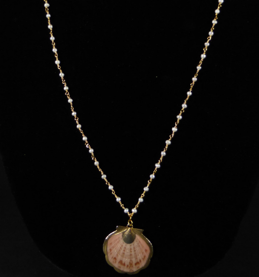 Antonia Shell Necklace Pendant