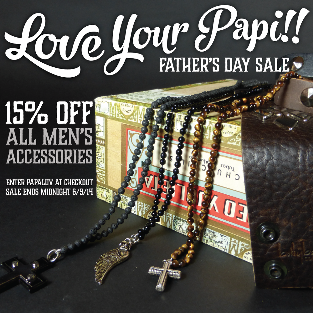 Father's Day with Betty Badd Couture