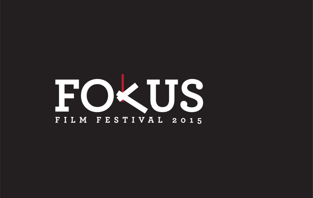 fokus film festival 2015 - LOGO DESIGN // March 2015