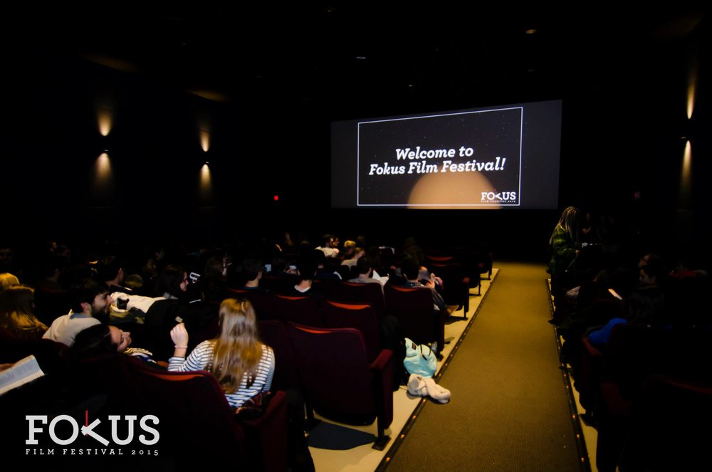 An Annual Student Film Festival - Fokus Film Festival is the only space for student filmmakers in the McGill community to showcase their talents.