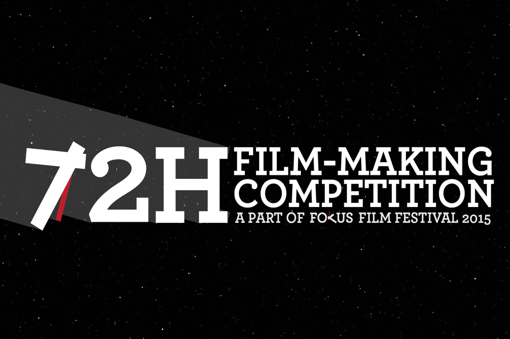 - The same technique was used to create the sub-brand for the 72-hour film-making competition that was part of the festival.