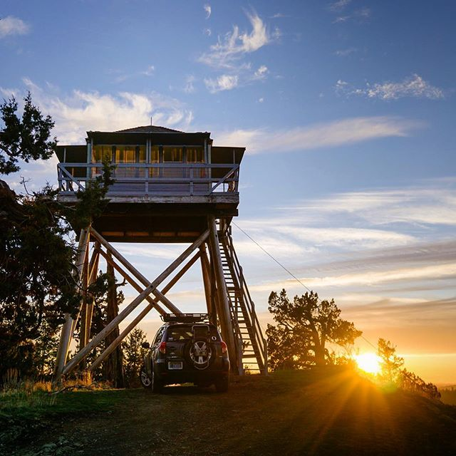 Annual Fire Lookout reservation for 2018... ✔️Although there's only a handful available to rent in Oregon, @camillar89 and I have made it our goal to try and stay at each one. Can't wait to check another off the list. . . . . . #firelookout #fallmountainlookout #lookouttower #oregon #oregonexplored #oregonlife #discoveroregon #exploregon #exploreoregon #bestoforegon #pacificnw #pnw #pnwonderland #pnwlife #pnwphotography #pnwisbest #thegreatpnw #upperleftusa