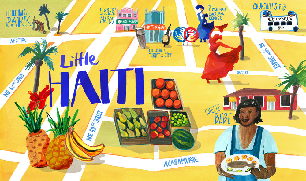 Alpha Sixty: Little Haiti