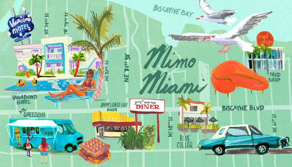 Alpha Sixty: Mimo Miami