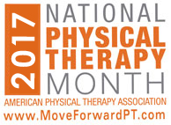 National Physical Therapy Month APTA