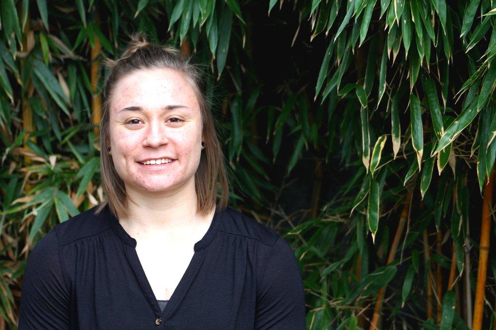 Sophie Kaplan - Front Desk Coordinator@ Lovejoy