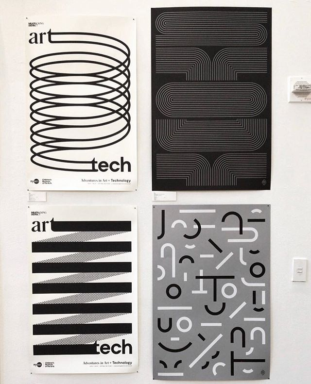 "Friends in NYC, if you get a chance I hear there's a cool poster show at @thecooperunion 👀 * * Repost: @typedirectorsclub TDC64 in New Yok: Last week to get a look at the award-winning posters. Here, work by Nicholas Ortega at Deutch for The Meatpacking District and by Ryan Bosse and Jordan Cullen for Stout Design. ""The World's Best Typography"" is on display through August 10 at The Cooper Union. Details under Events on the TDC website (link above): www.tdc.org * * #TDC64 #typography #graphicdesign #books #posters #theworldsbesttypography @thecooperunion @coopertype @nxrx @deutschinc @stoutsf @rdbosse @jordantcullen"