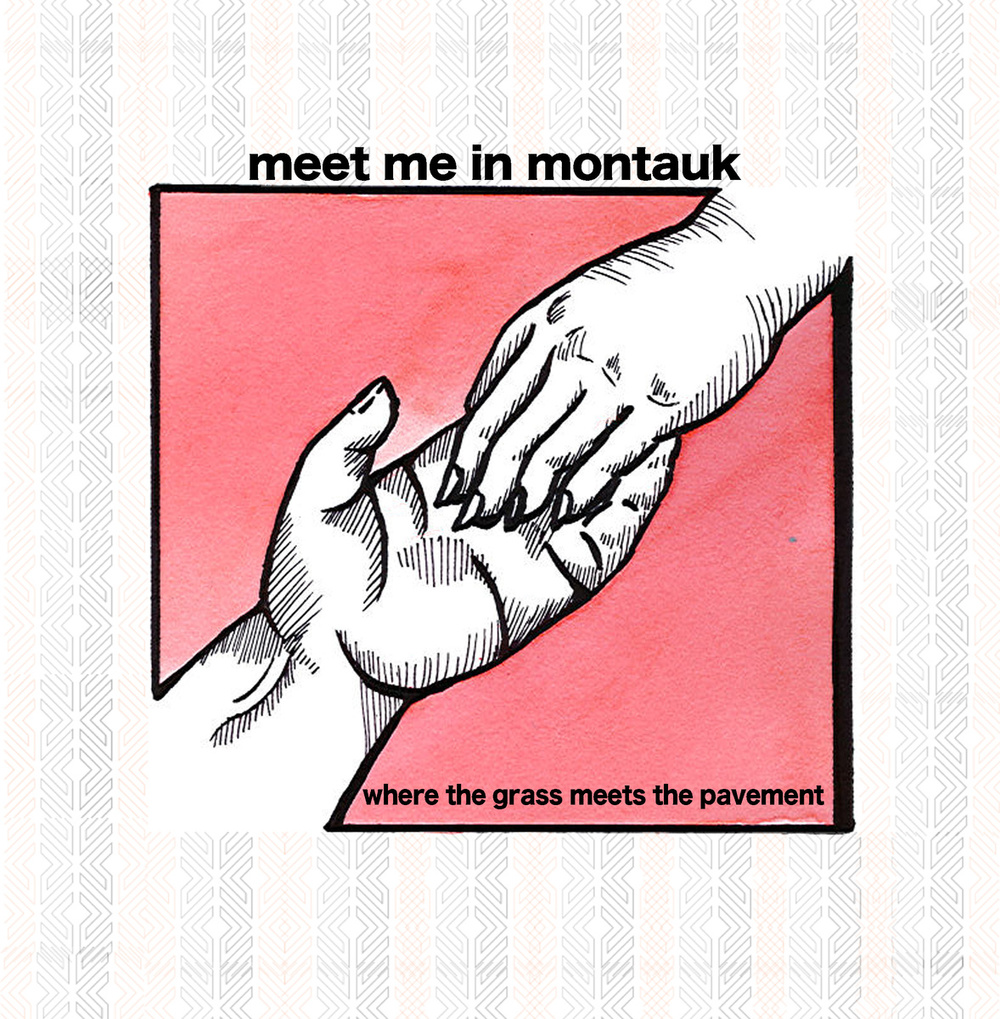 Meet Me In Montauk - Where The Grass Meets The Pavement (2015)