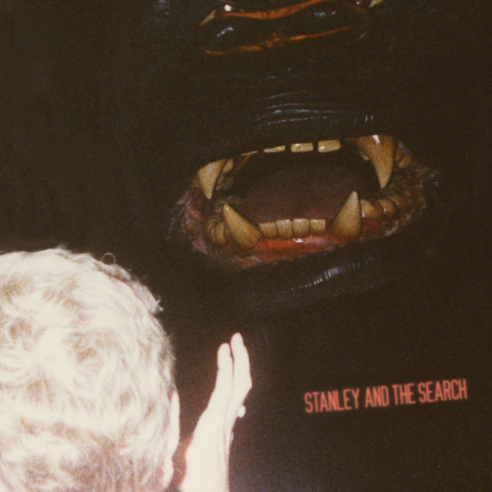 Stanley and the Search - Self Titled.jpg