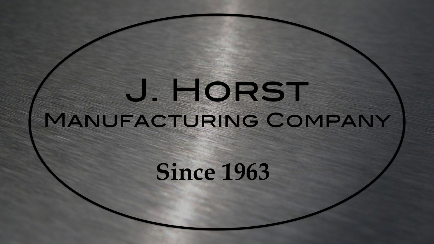 The J. Horst Manufacturing Company