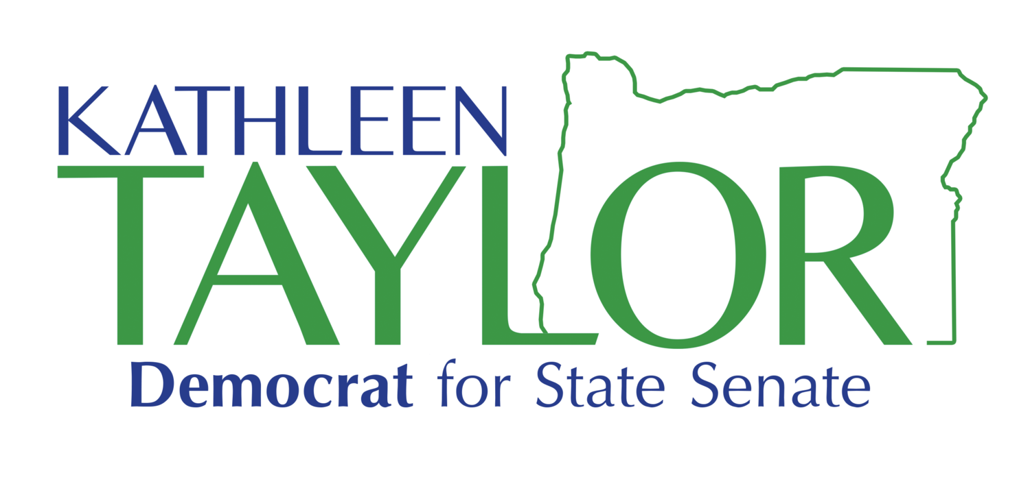 Kathleen Taylor for Oregon