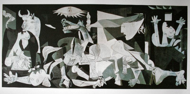 Take that, Guernica!