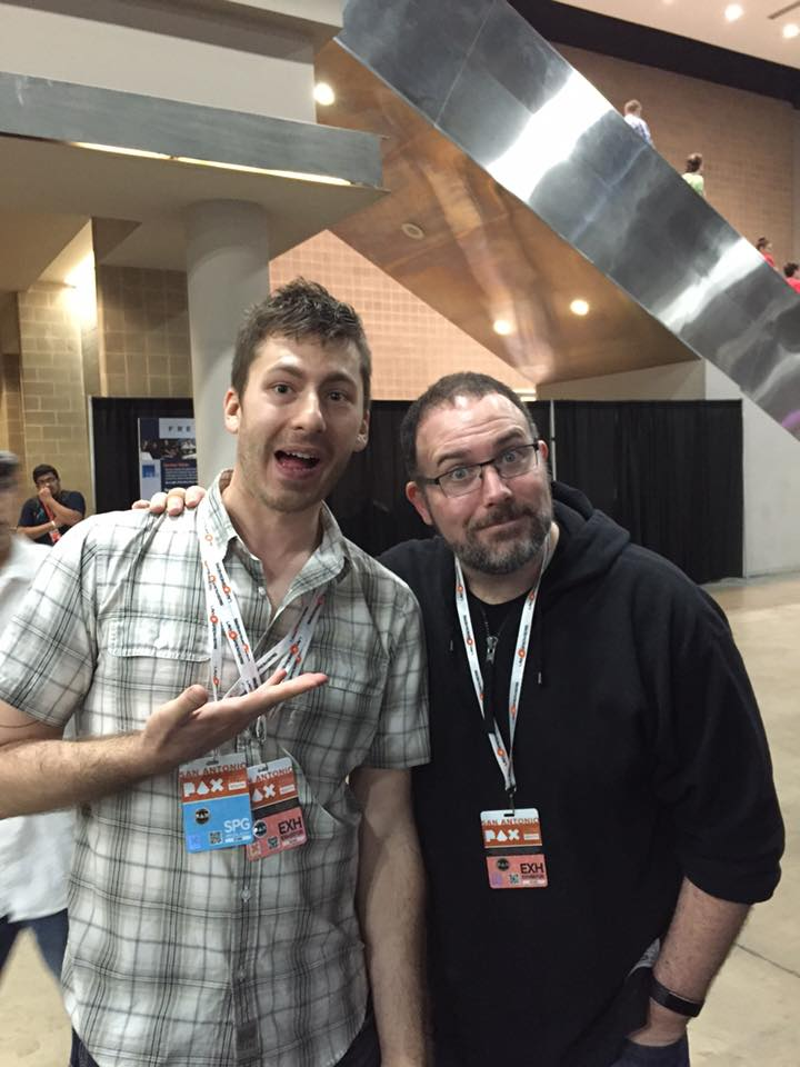 """It's Mike Laidlaw!"" ""I'm Mike Laidlaw!"""