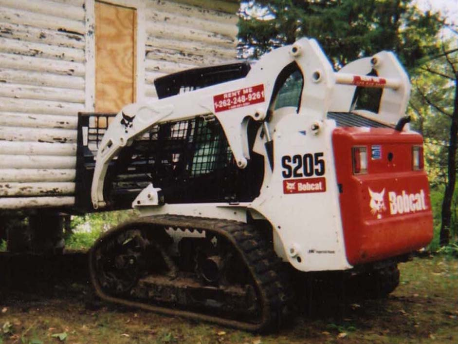 Bobcat to the Rescue