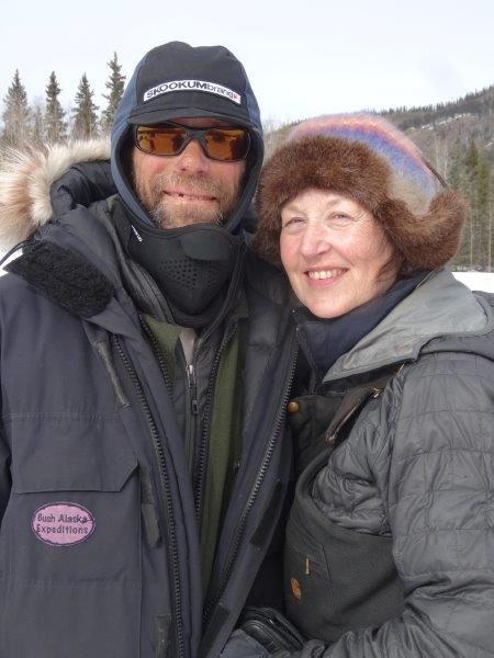 Wayne and Scarlett Hall | Owners of Bush Alaska Expeditions