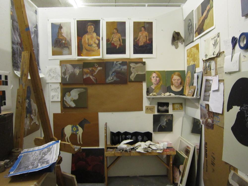 sophomore studio