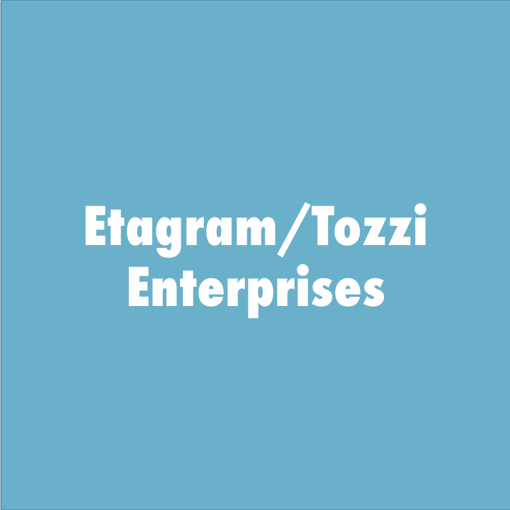 Etagram/Tozzi Enterprises, LLC    Commercial and residential rentals, storefronts, offices, apartments.     8 S. Gladstone Ave   609.517.7585