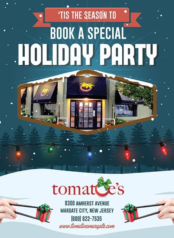 Tomatoe's Holiday Party