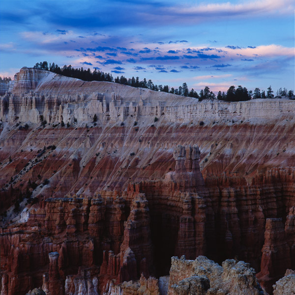 Bryce Canyon National Park, Utah, Copyright Jim Nickelson
