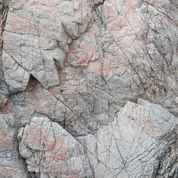 Rock Study #1, Garrapata State Park, California