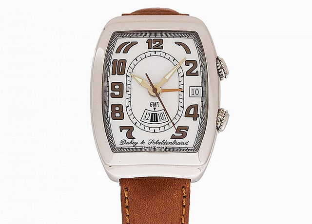 Lot 665 , Dubey & Schaldenbrand Sonnerie GMT, c. 2010, Switzerland,  Auctionata US  (October 26)